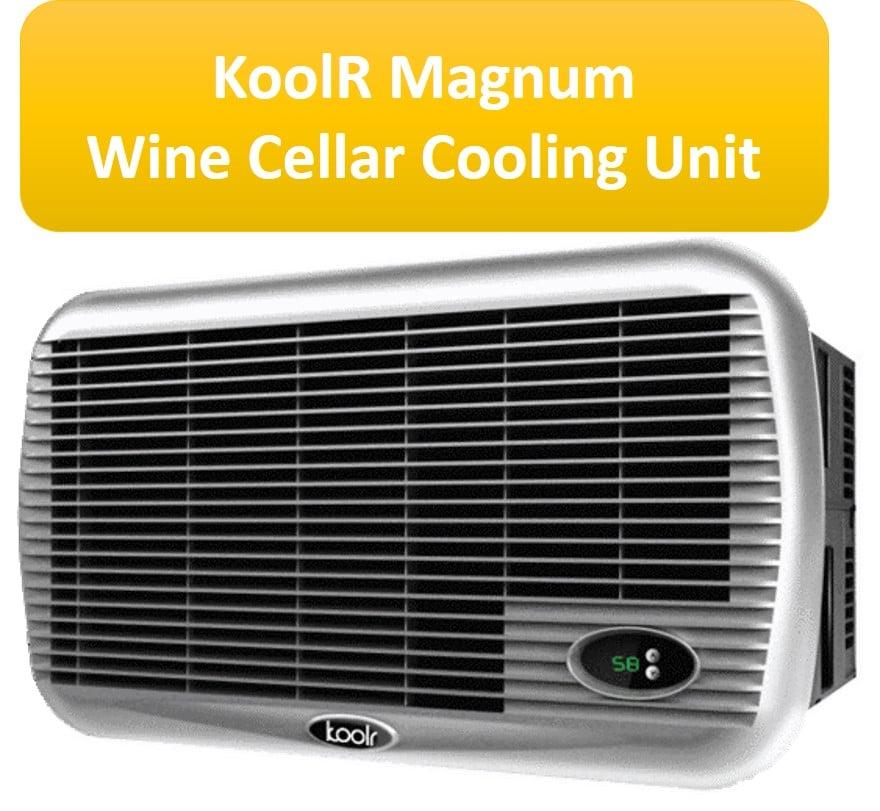 KoolR MAgnum Wine Cellar Cooling Unit