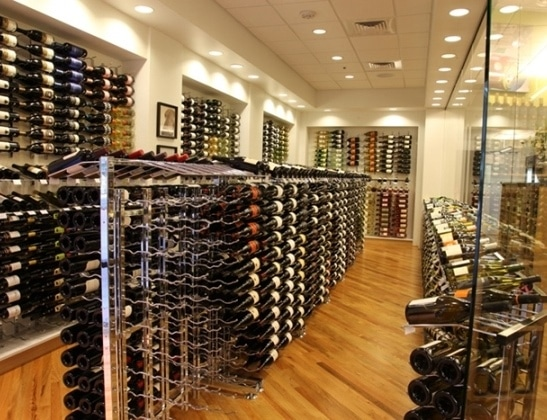 Tastefully Designed Commercial Wine Cellars Can Boost Wine Sales
