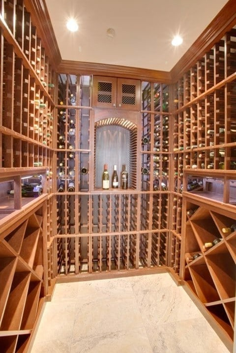 Work with a Los Angeles Specialist in Custom Home Wine Cellar Design and Construction