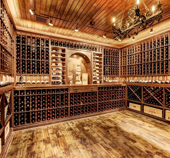 Custom Wood Wine Racks are In-Demand in Building Residential Wine Cellars