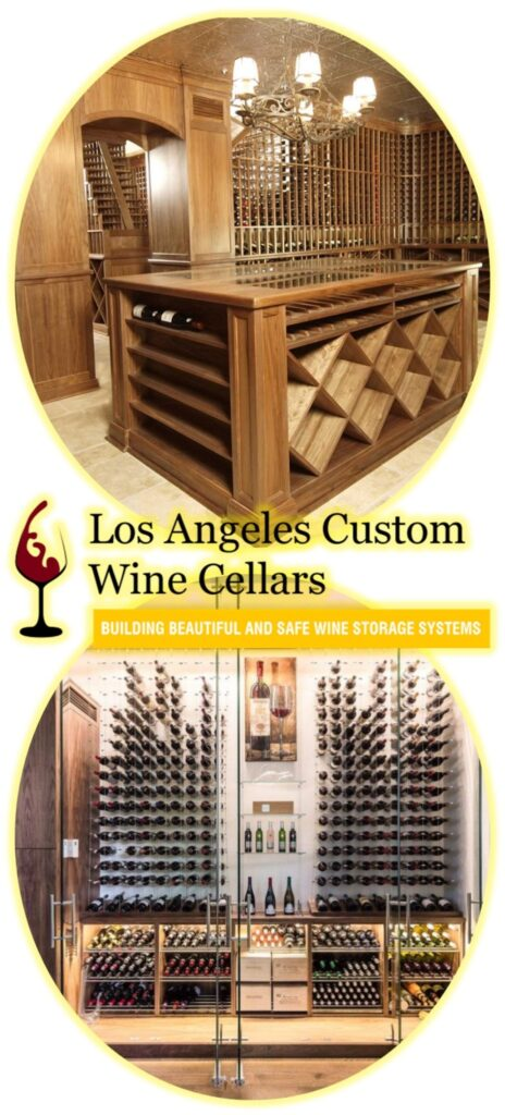Elegant Custom Wine Racks for Residential Wine Cellars