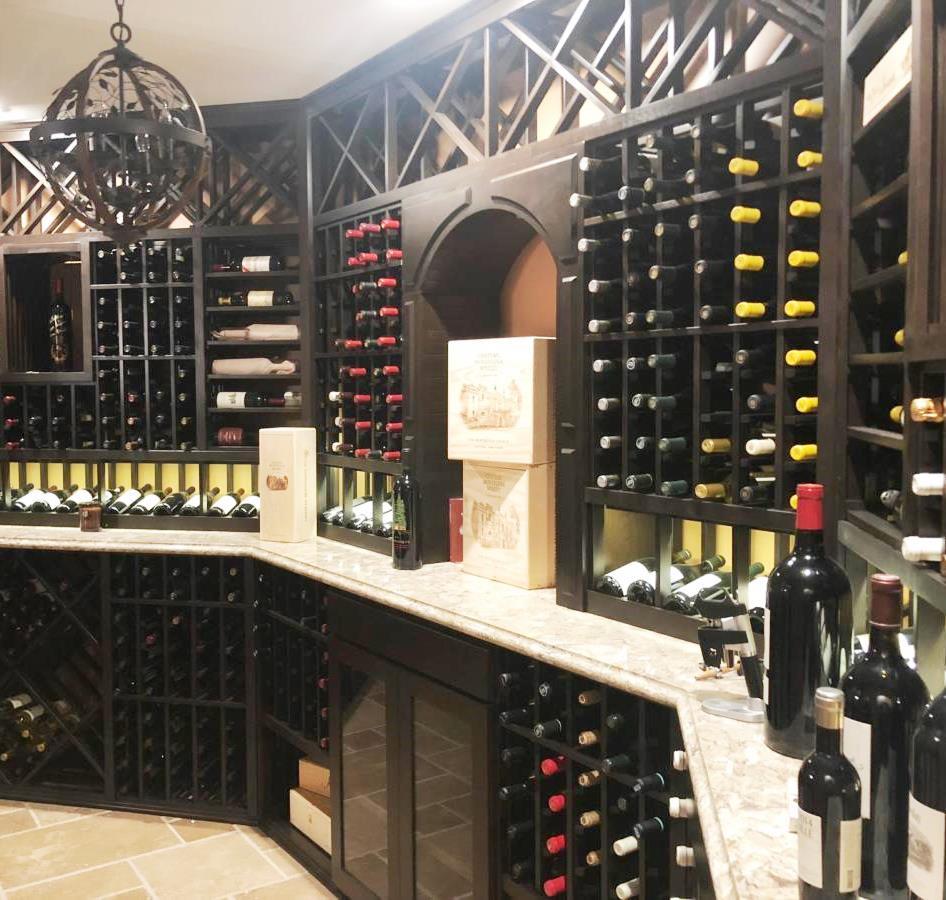 Storing Wines in a Refrigerated Wine Cellar Will Protect Them from Damage