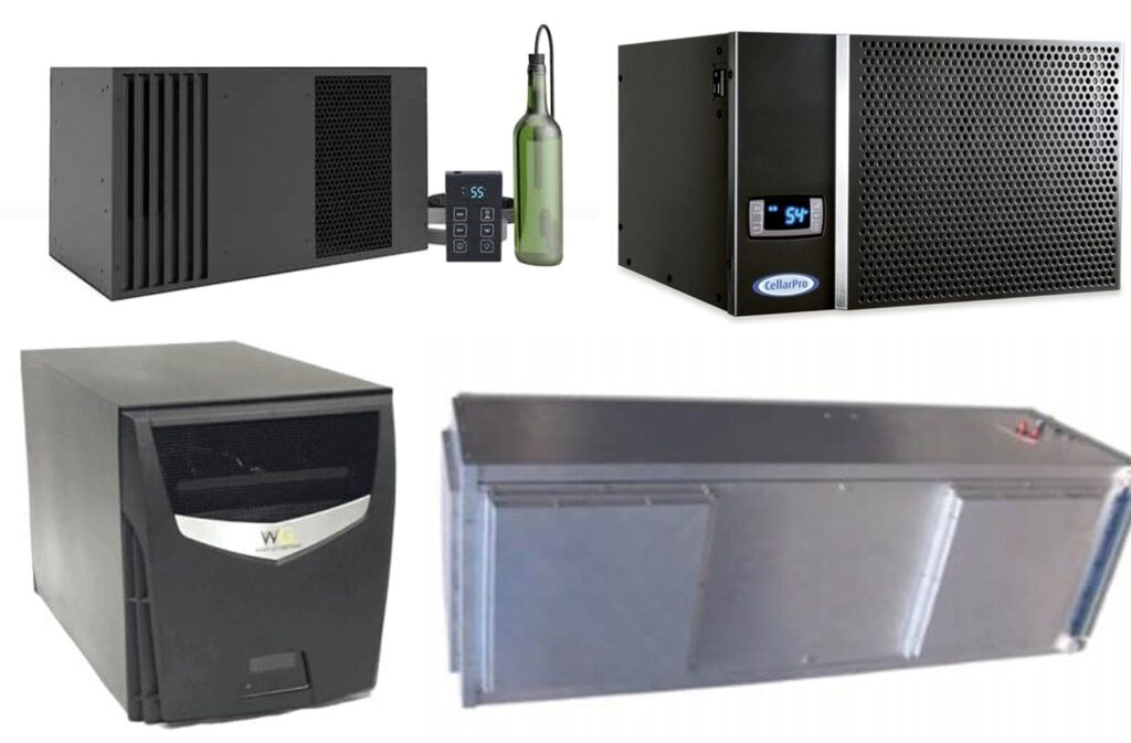 Wine Cooling Systems We Offer for Those Who Want to Invest in a Refrigerated Wine Cellar