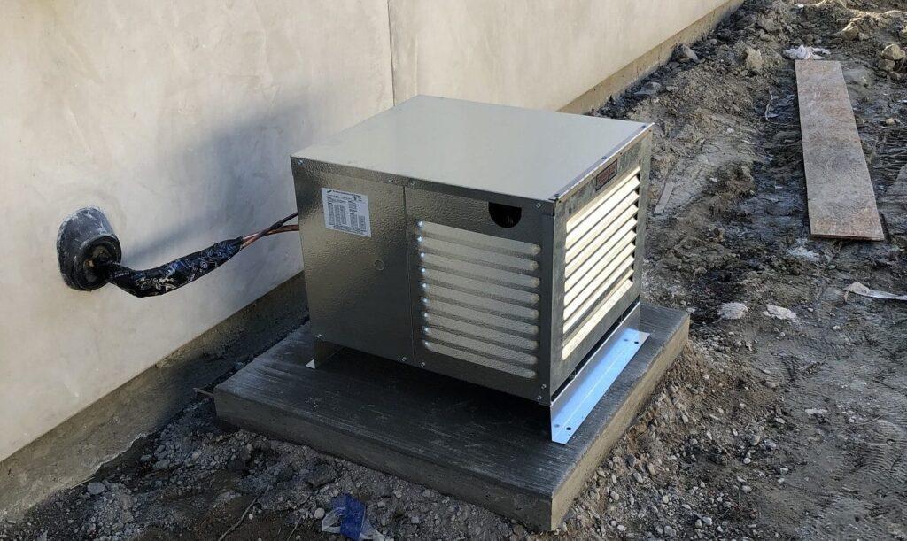 Innovative Refrigeration System Installed in Custom Wine Cabinets in Laguna Beach