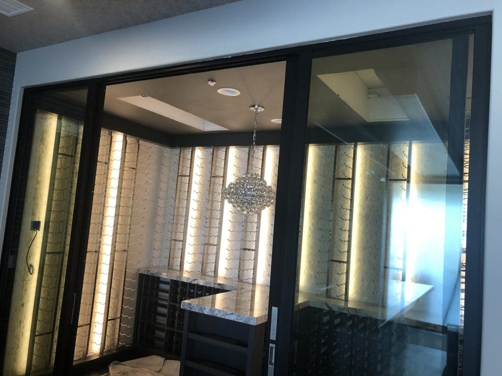 Get your own wine cellar designed now!