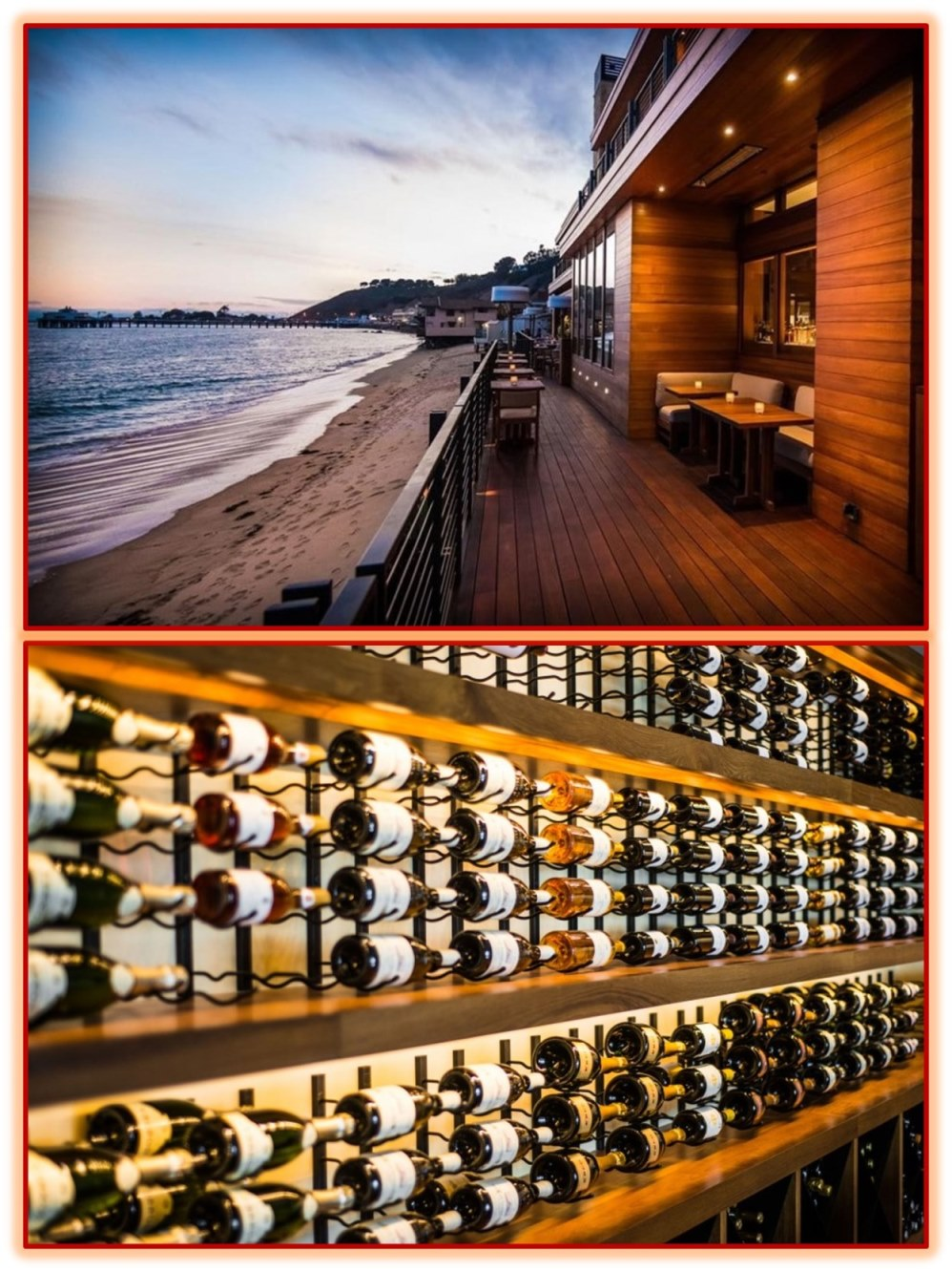 These Contemporary Wine Racks were Created by a Wine Cellar Builder to Boost the Wine Sales of a Commercial Establishment
