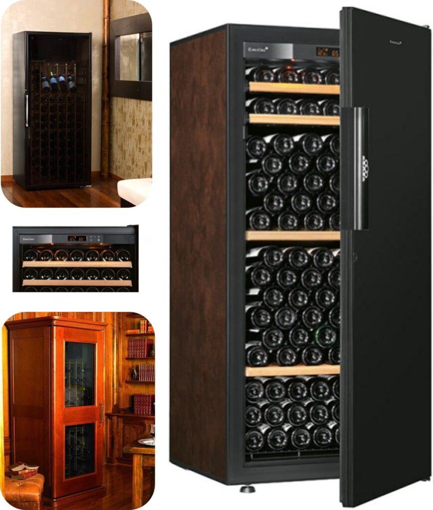 Wine Closet Cabinets