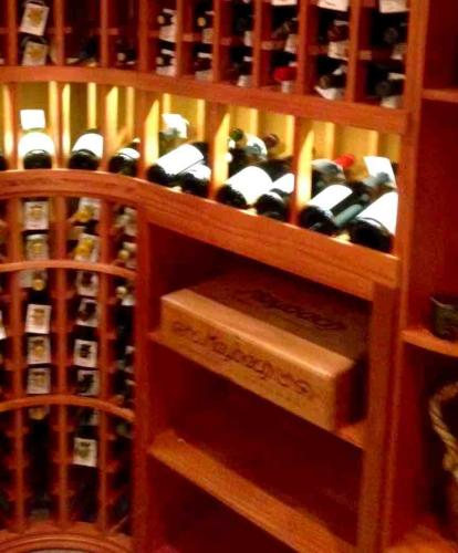 Awesome Transformation of a Basement Wine Cellar by Los Angeles Experts