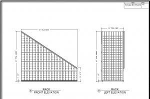 drawing plan wine cellar construction